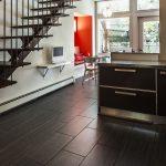 Luxury Vinyl Plank in Kitchen | Herndon, VA