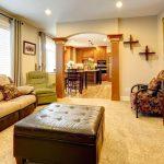 Carpet in Living Room   Chantilly, VA