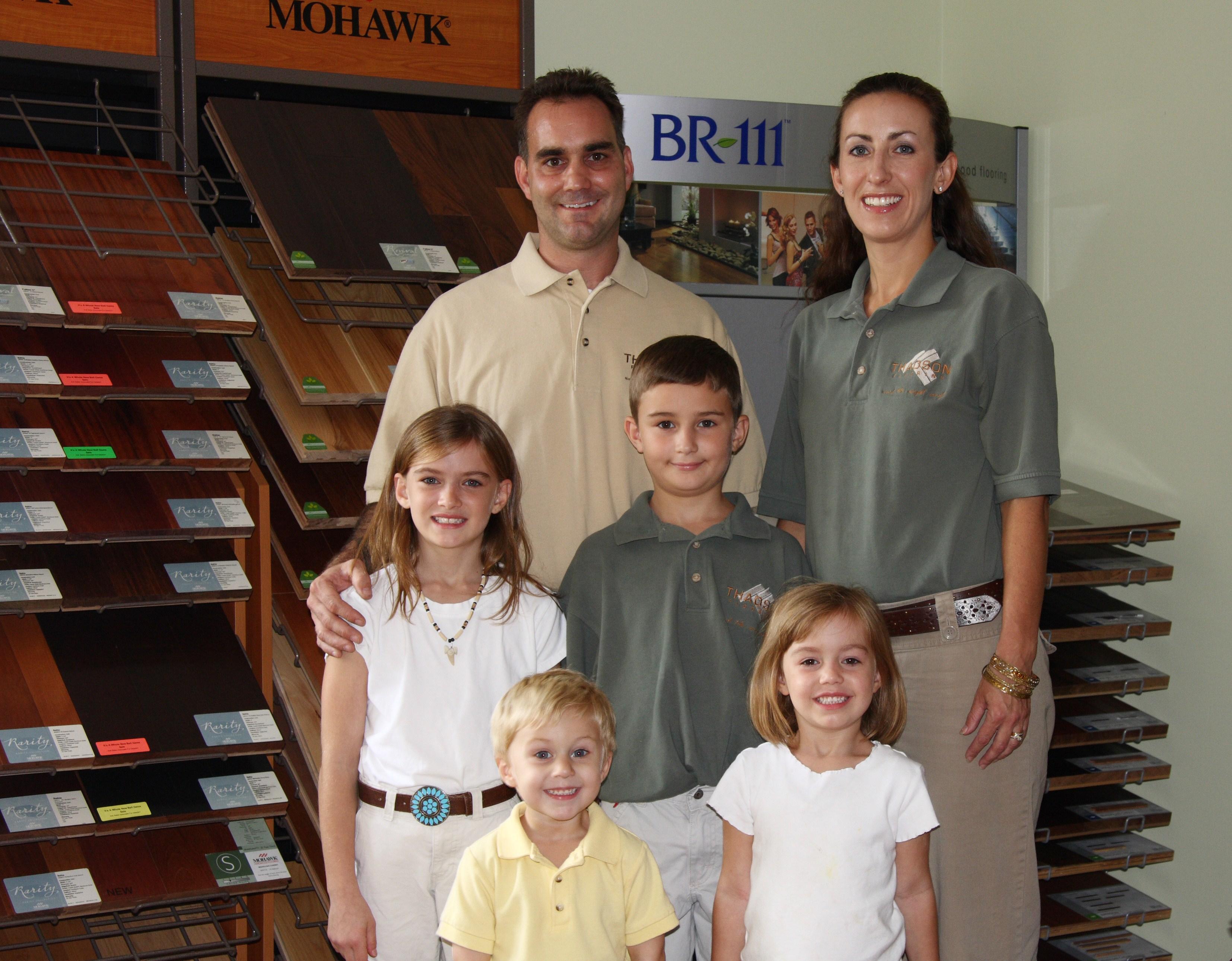 The Thadson Family