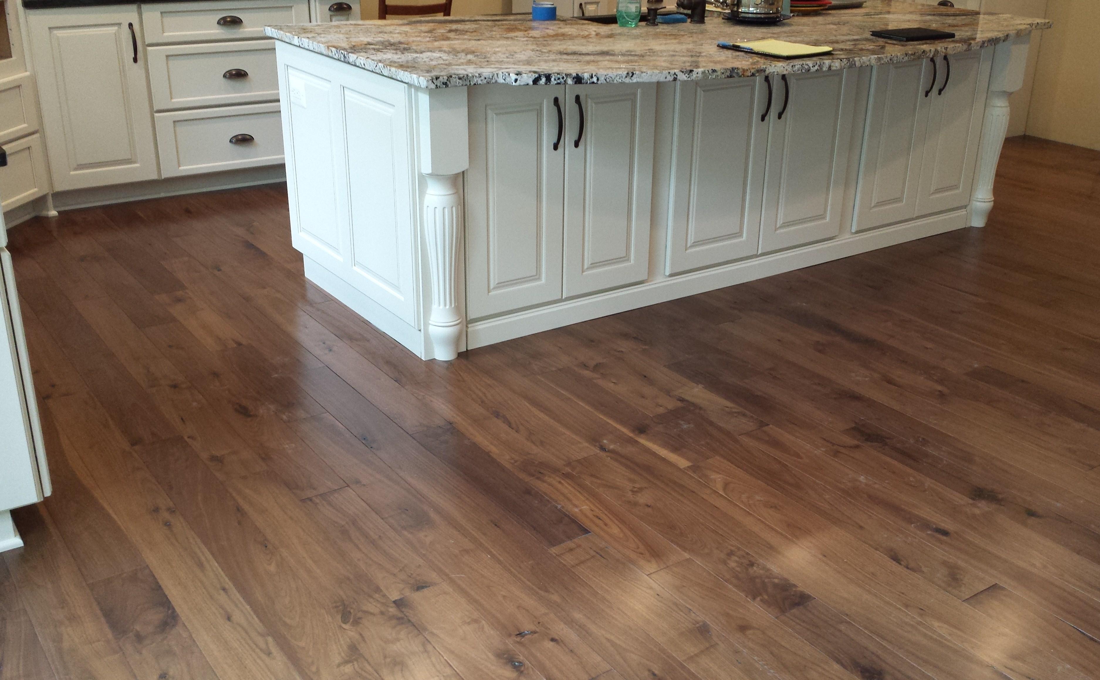Hardwood in Kitchen | Fairfax, VA