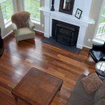 Hardwood Floor in Living Room   Herndon, VA
