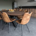 PVC flooring with decoration in kitchen | Manassas Park, VA