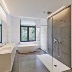 Resilient Flooring in Bathroom | Centreville, VA